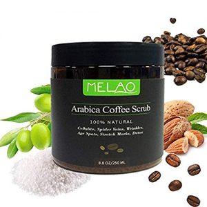 Los mejores exfoliantes de café