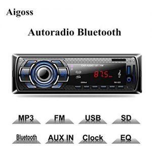 Las mejores radios bluetooth para coche