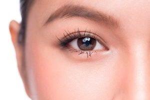 Contornos de ojos coreanos