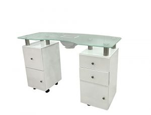 Las mejores mesas de manicura
