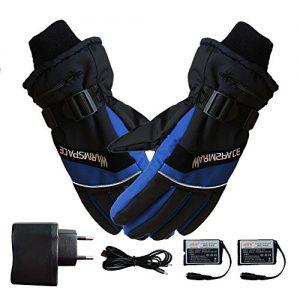 Los mejores guantes de motocicleta con calefacción