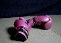 Guantes de boxeo para mujeres