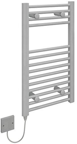 Bastidor de Toallas de Secado el/éctrico de Temperatura Constante montado en la Pared Enchufe de la UE 220V Bastidor de Almacenamiento de Seguridad Multifuncional Calentador de Toallas calentado