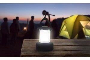 Linternas de camping