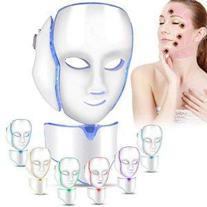 Las mejores máscaras LED faciales