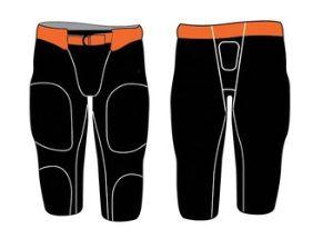 Pantalones de fútbol americano