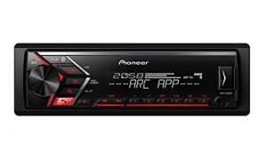 Las mejores radios para coche Pioneer