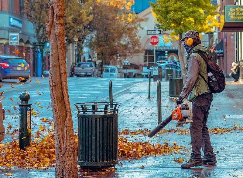 Sopladores de hojas